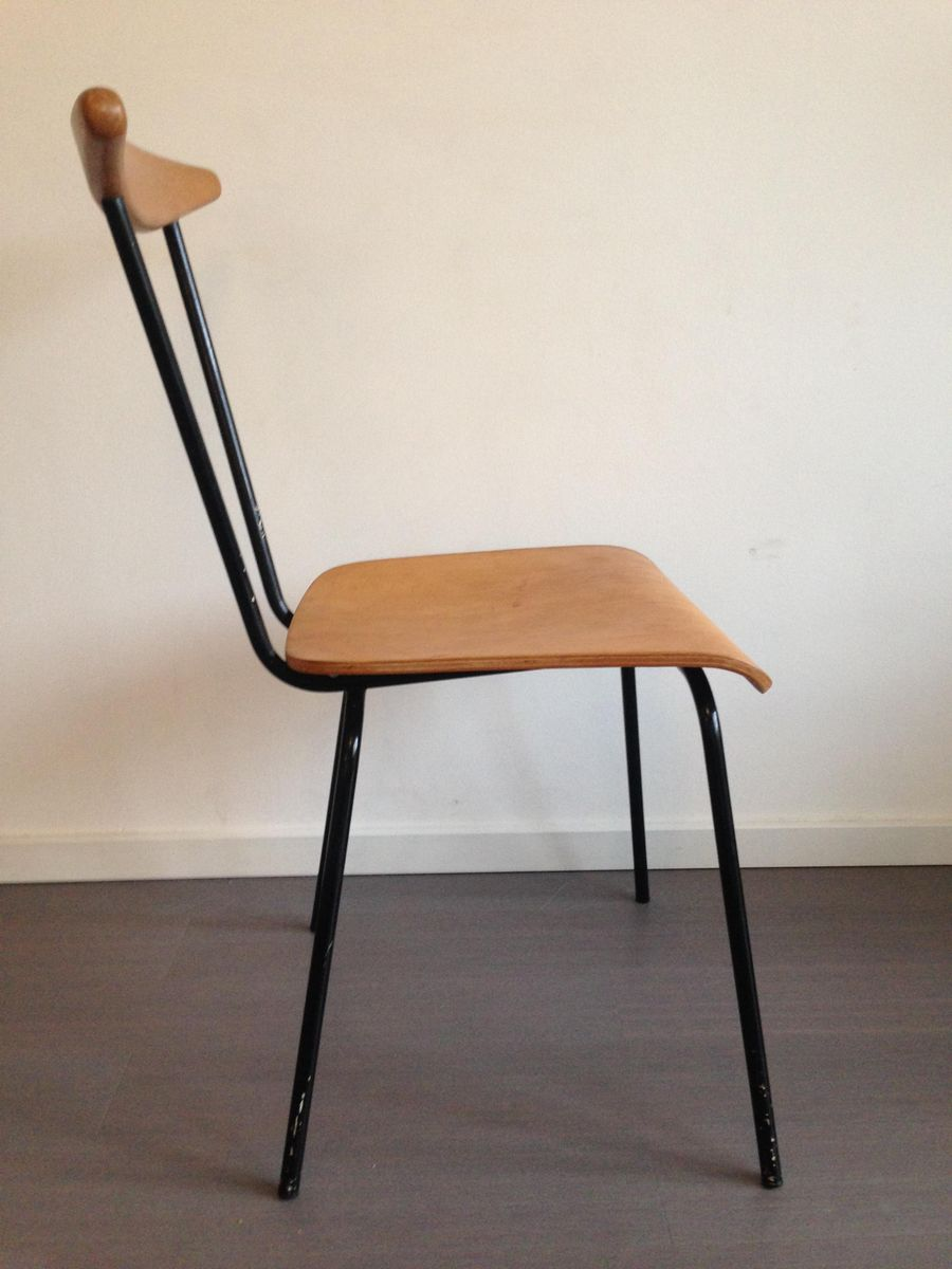 Dutch dress boy chair by wim rietveld for auping 1950s for Dutch design chair uk