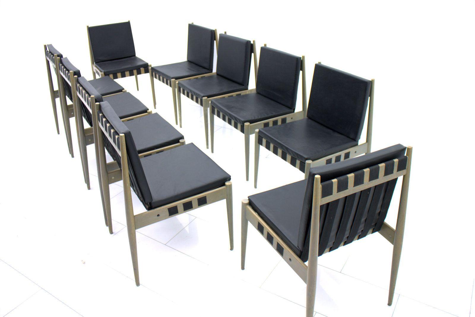 kunstleder se 121 st hle von egon eiermann f r wilde On kunstleder für stühle