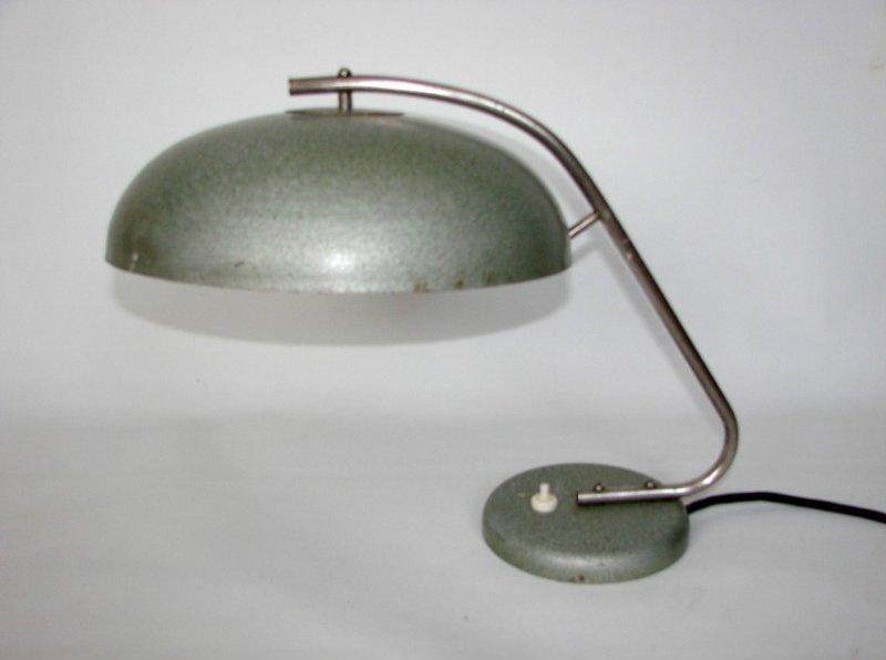 polnische lampe im bauhaus stil 1960er bei pamono kaufen. Black Bedroom Furniture Sets. Home Design Ideas