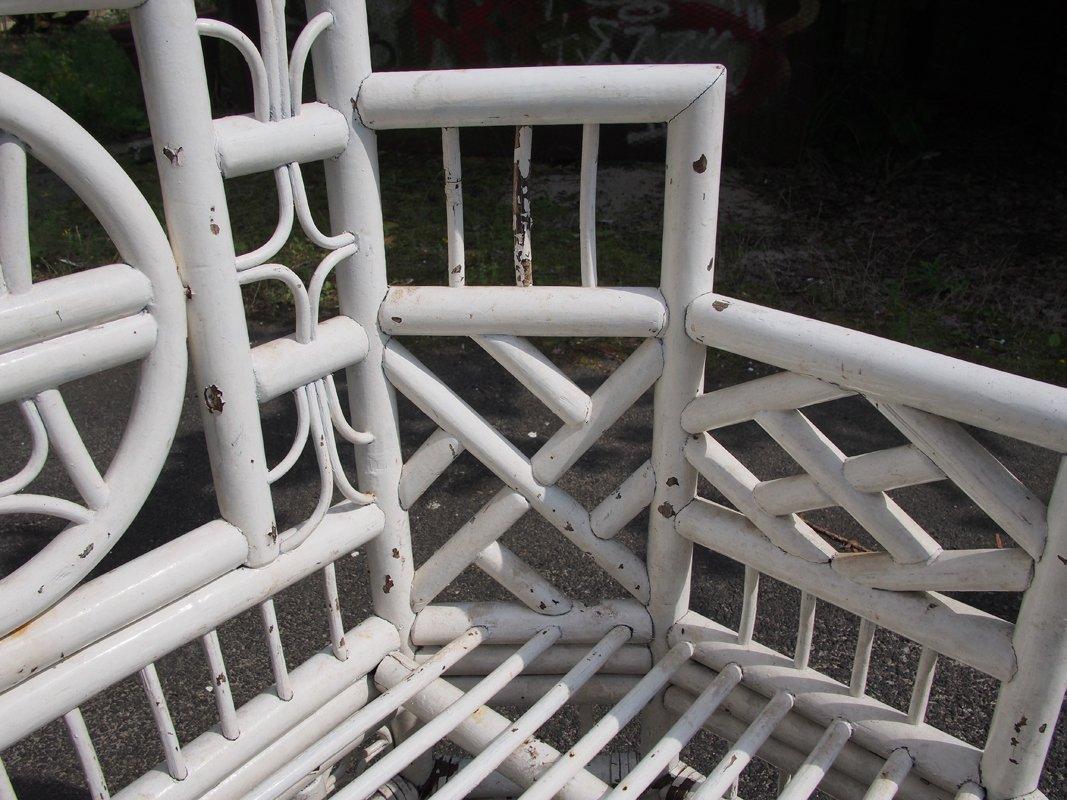 dekorative mid century sitzbank aus holz bei pamono kaufen. Black Bedroom Furniture Sets. Home Design Ideas