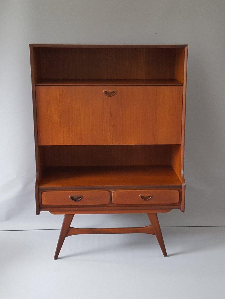 mid century sekret r von louis van teeffelen f r webe bei pamono kaufen. Black Bedroom Furniture Sets. Home Design Ideas