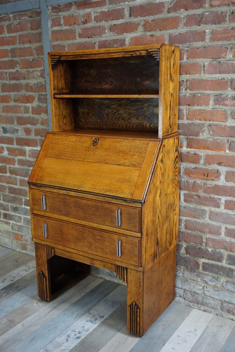 vintage french secretaire for sale at pamono. Black Bedroom Furniture Sets. Home Design Ideas