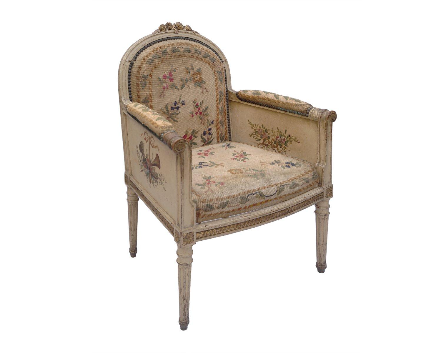 Sedia Luigi XVI, XVIII secolo in vendita su Pamono