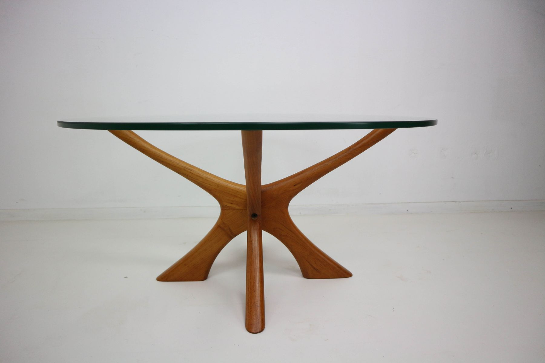 Mid Century Coffee Table by Illum Wikkels¸ for S¸ren Willadsen for