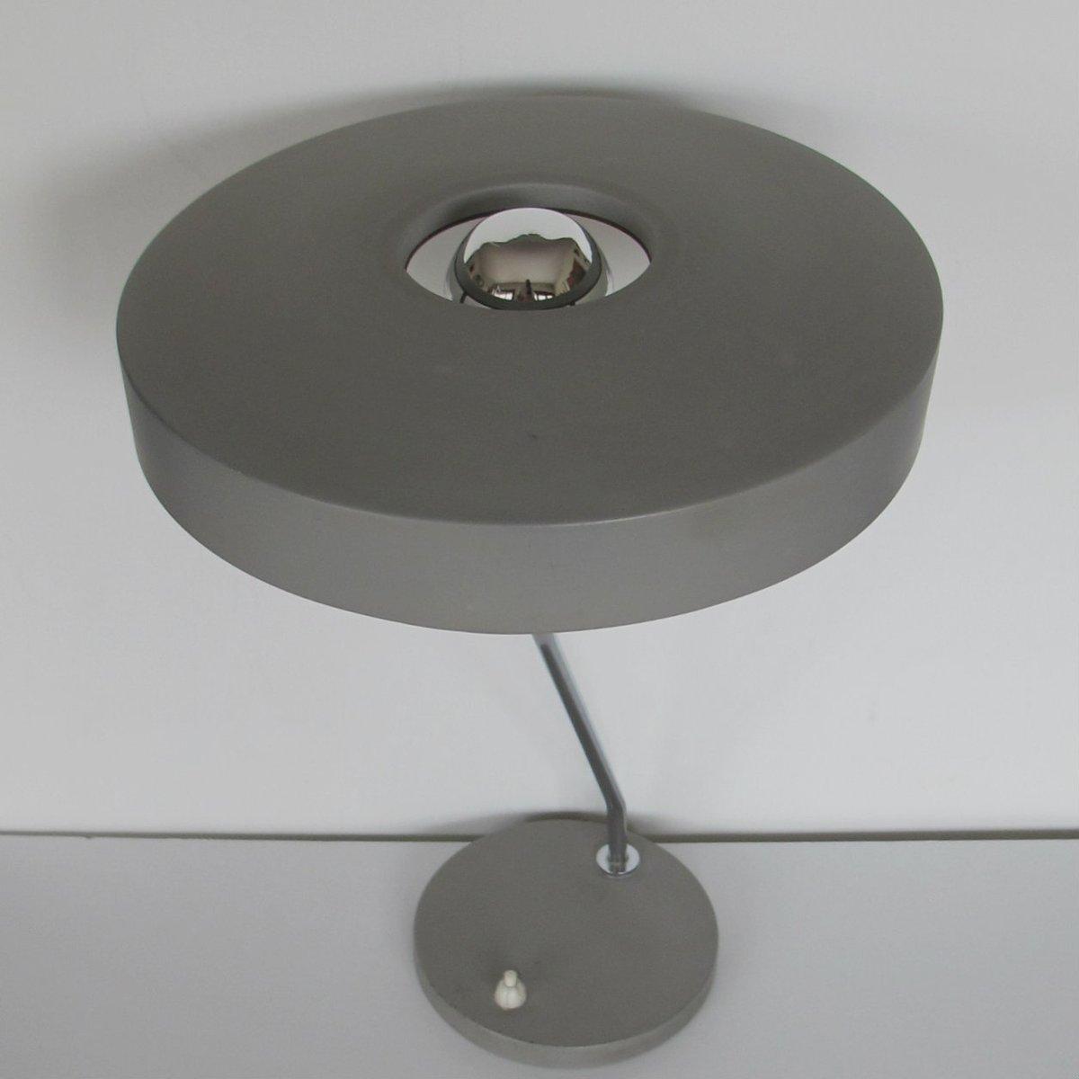 schreibtischlampe von louis kalff f r philips 1950er bei pamono kaufen. Black Bedroom Furniture Sets. Home Design Ideas