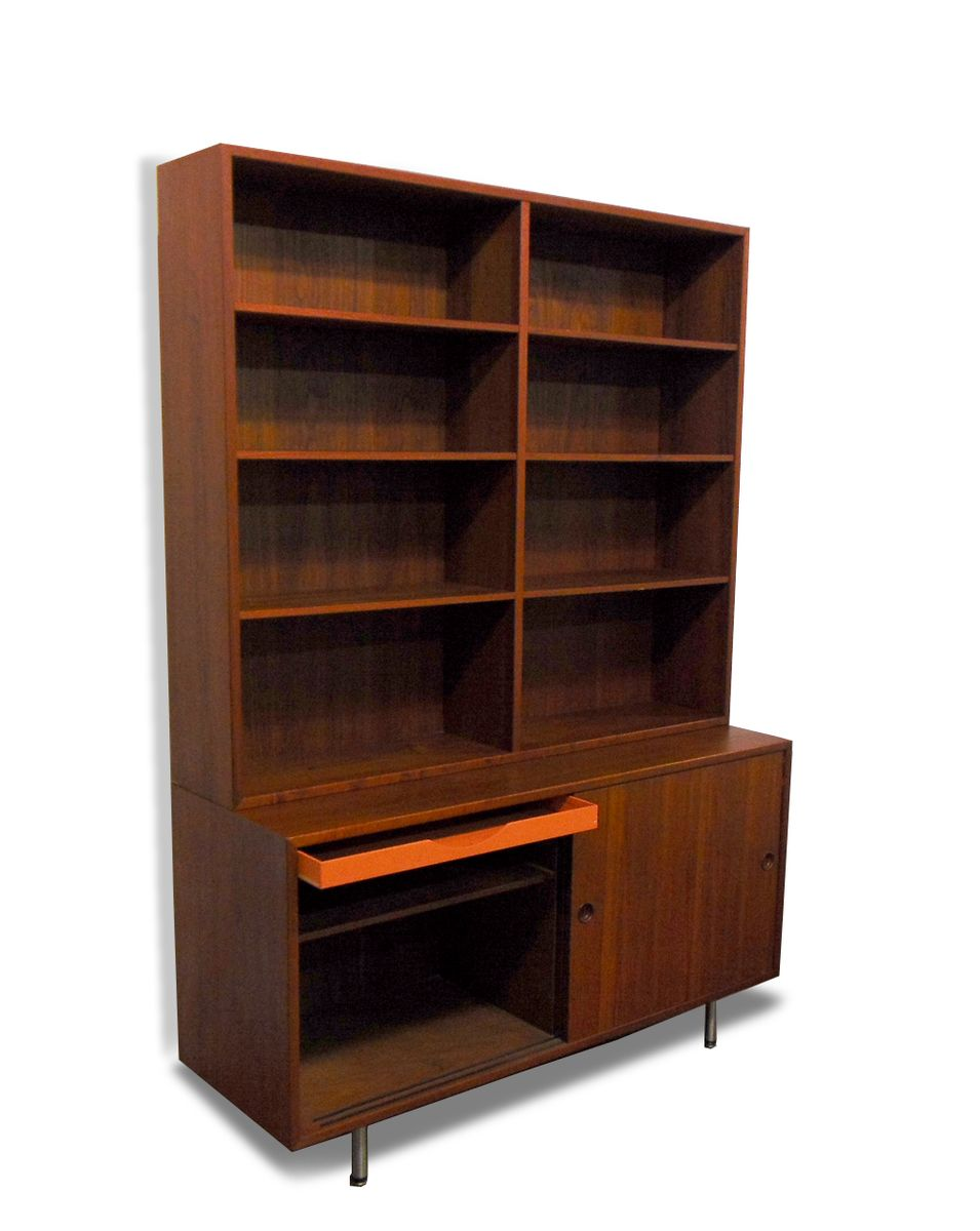 cabinets is pin reclaimed teak constructed industrial handmade this bookcase