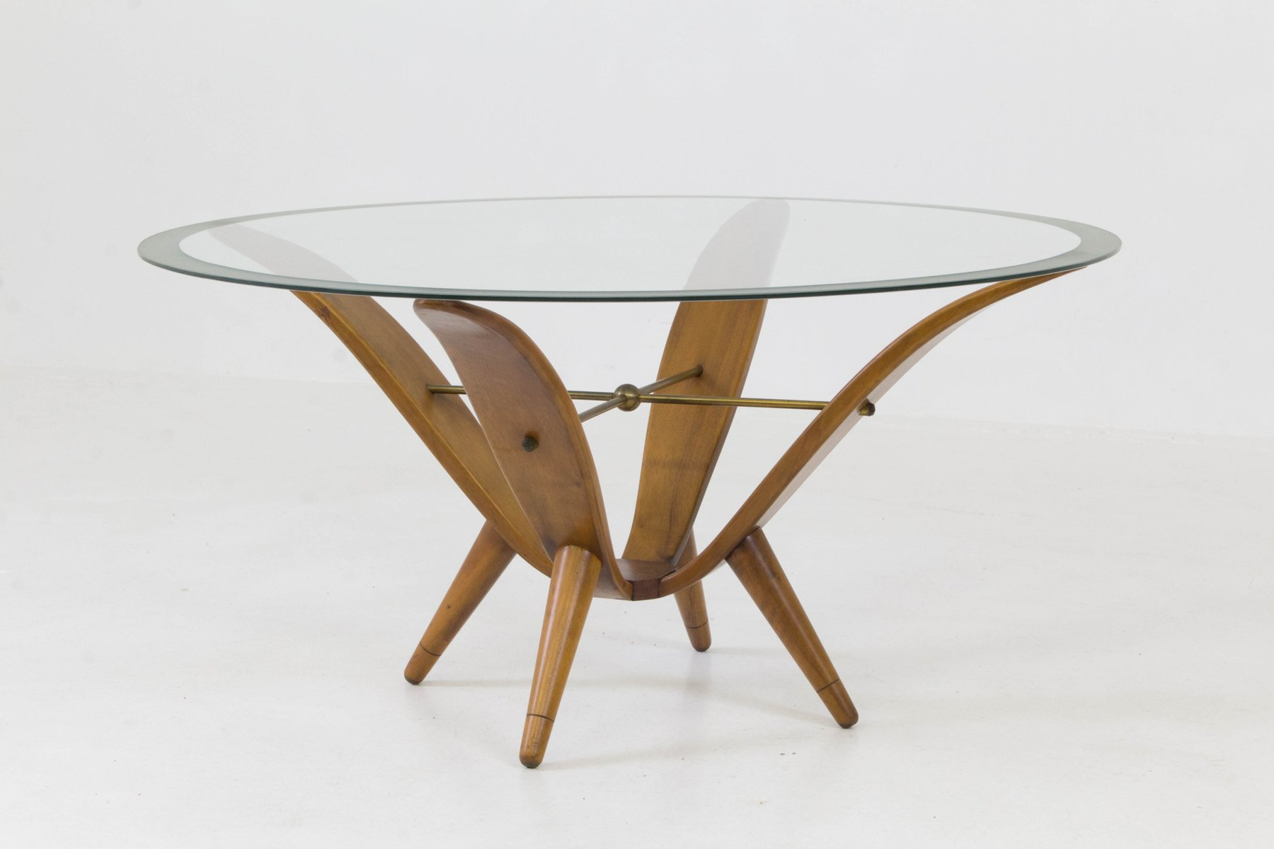 Italian mid century modern coffee table 1950s for sale at for Modern coffee table sale