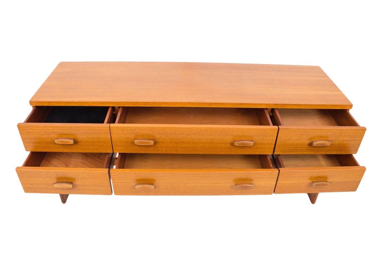 Quadrille range sideboard by r bennett for g plan for sale for Sideboard 3 meter lang