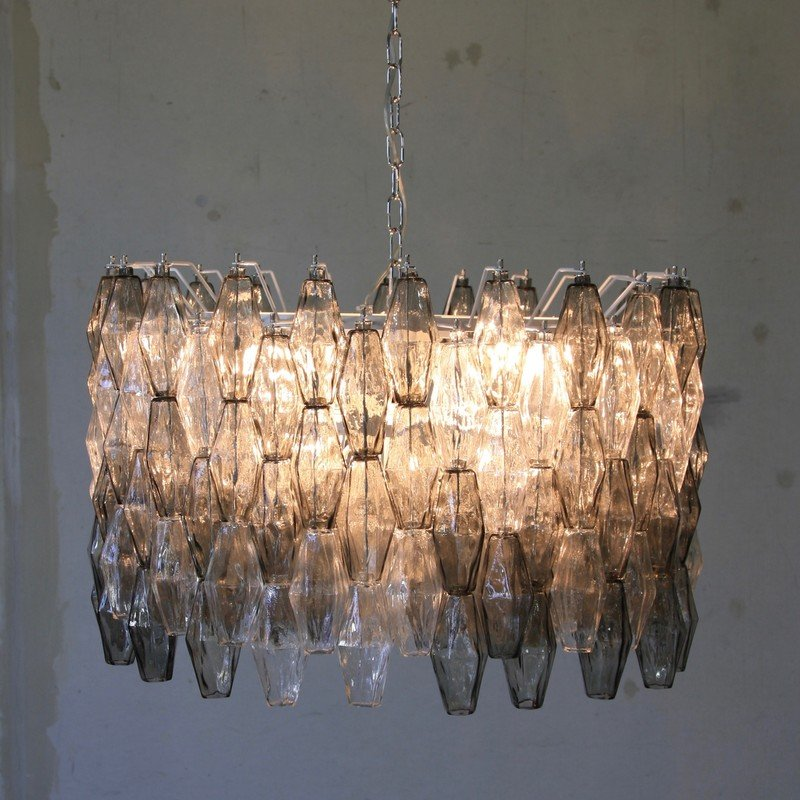 zoom glass chandeliers vintage loading home murano chandelier jayson