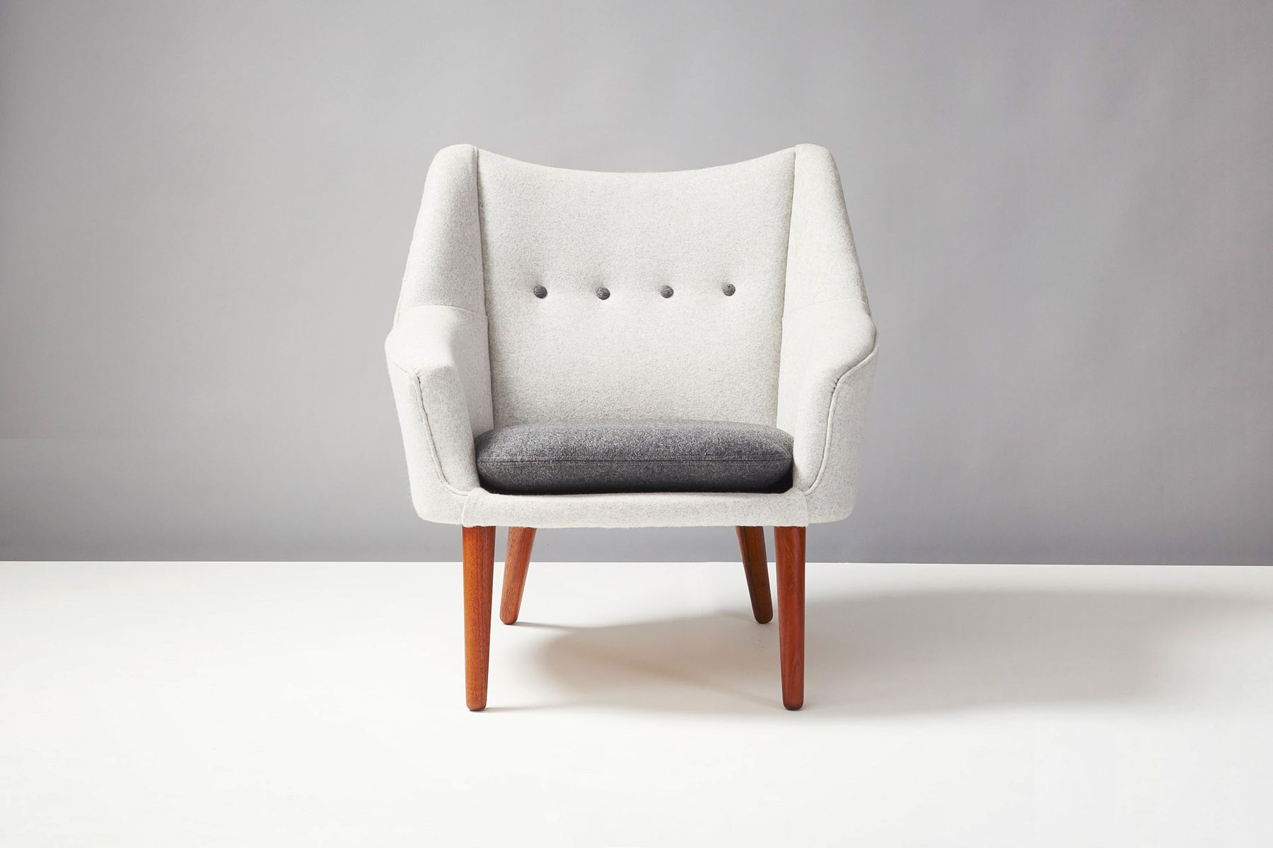 Chair by Kurt Ostervig for Rolschau Mobler, 1958 for sale at Pamono