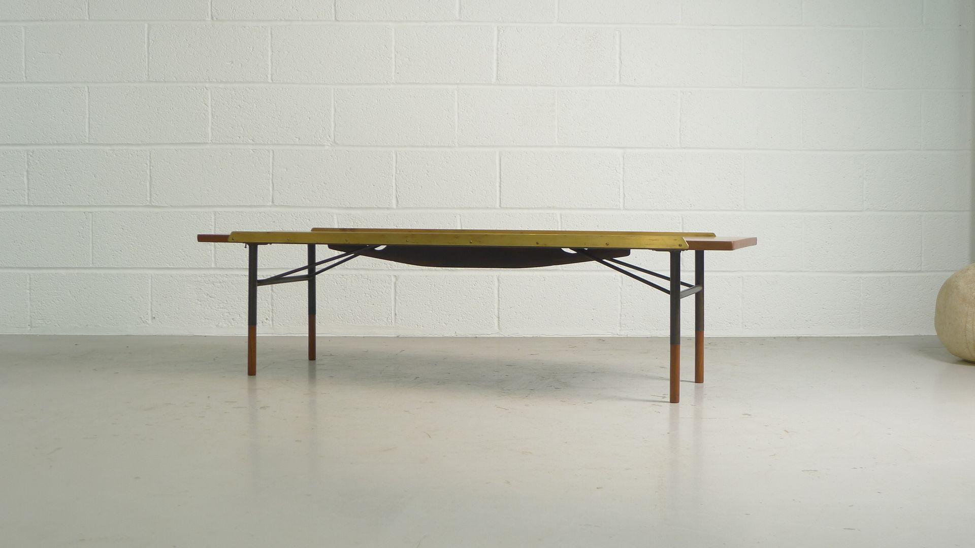 Coffee Table By Finn Juhl For Bovirk 1950s