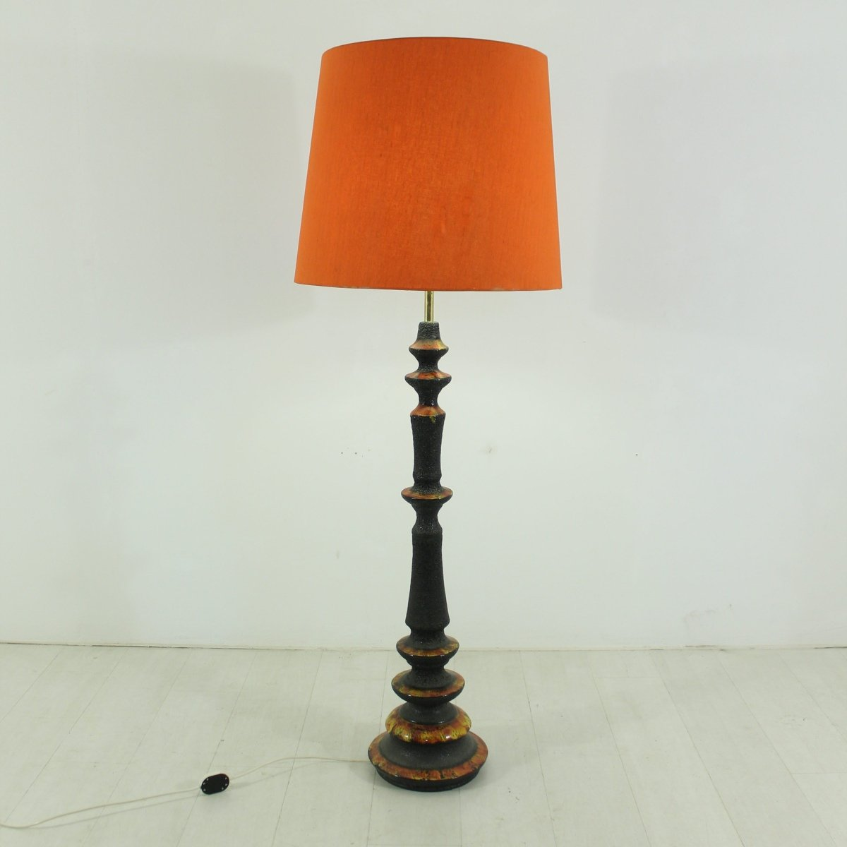 West German Floor Lamp, 1970s for sale at Pamono