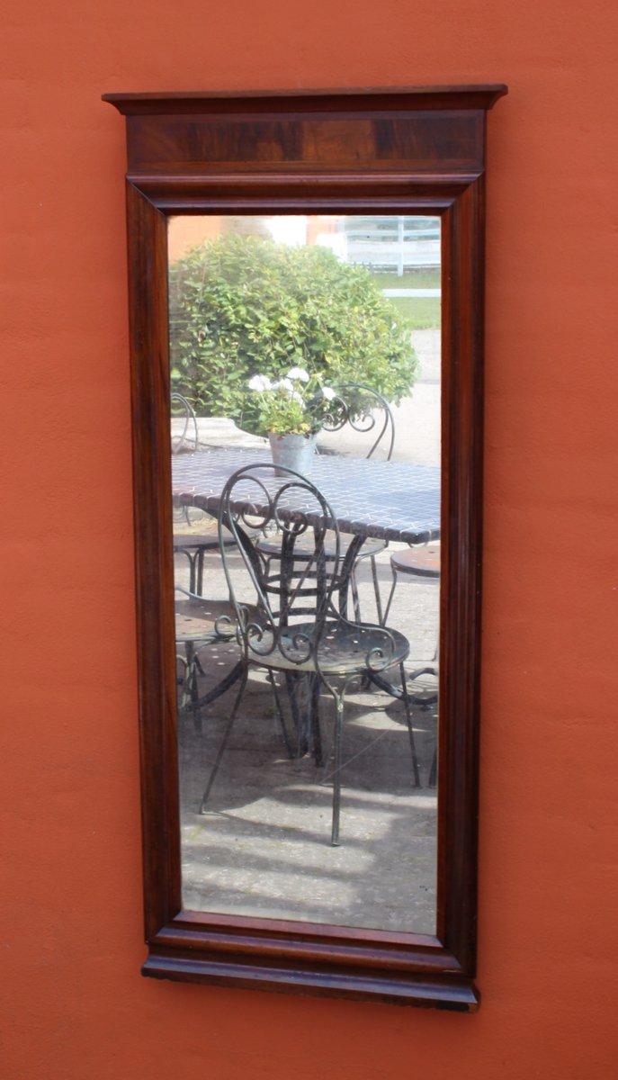 christian der 8 spiegel mit rahmen aus mahagoni 1880er bei pamono kaufen. Black Bedroom Furniture Sets. Home Design Ideas