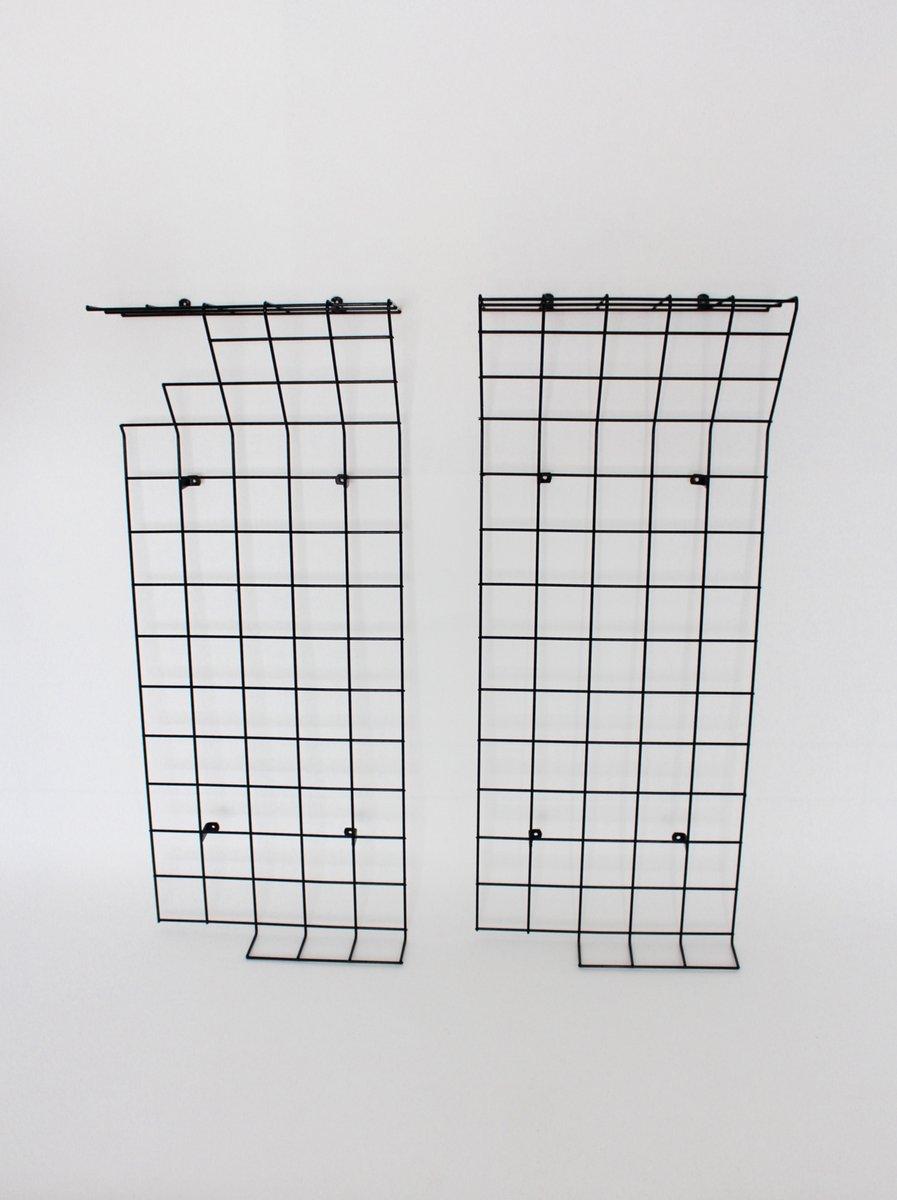 Deutsche metall garderoben von karl fichtel f r drahtwerke for Garderoben set metall