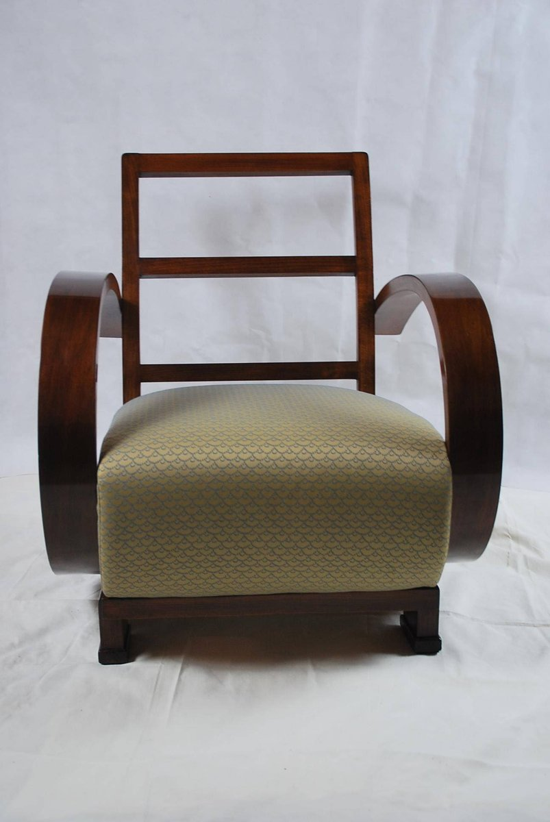 Custom Made Czech Armchair 1930s For Sale At Pamono