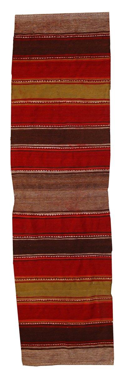 handgemachter persischer vintage ardabil kilim teppich 1950er bei pamono kaufen. Black Bedroom Furniture Sets. Home Design Ideas
