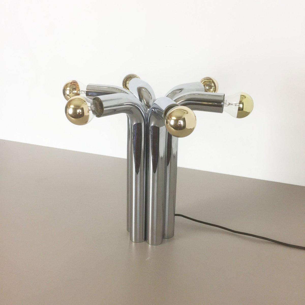 Moderne sputnik tischlampe von cosack leuchten 1960er bei for Moderne leuchten
