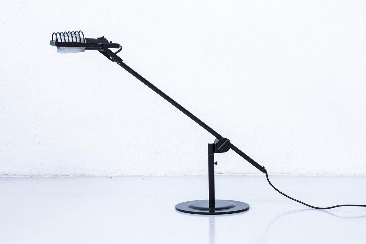 vintage sintesi schreibtischlampe von ernesto gismondi f r artemide bei pamono kaufen. Black Bedroom Furniture Sets. Home Design Ideas