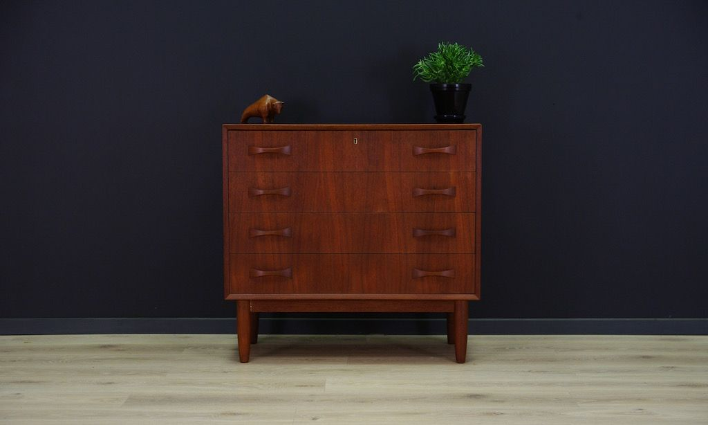 d nische mid century modern kommode bei pamono kaufen. Black Bedroom Furniture Sets. Home Design Ideas