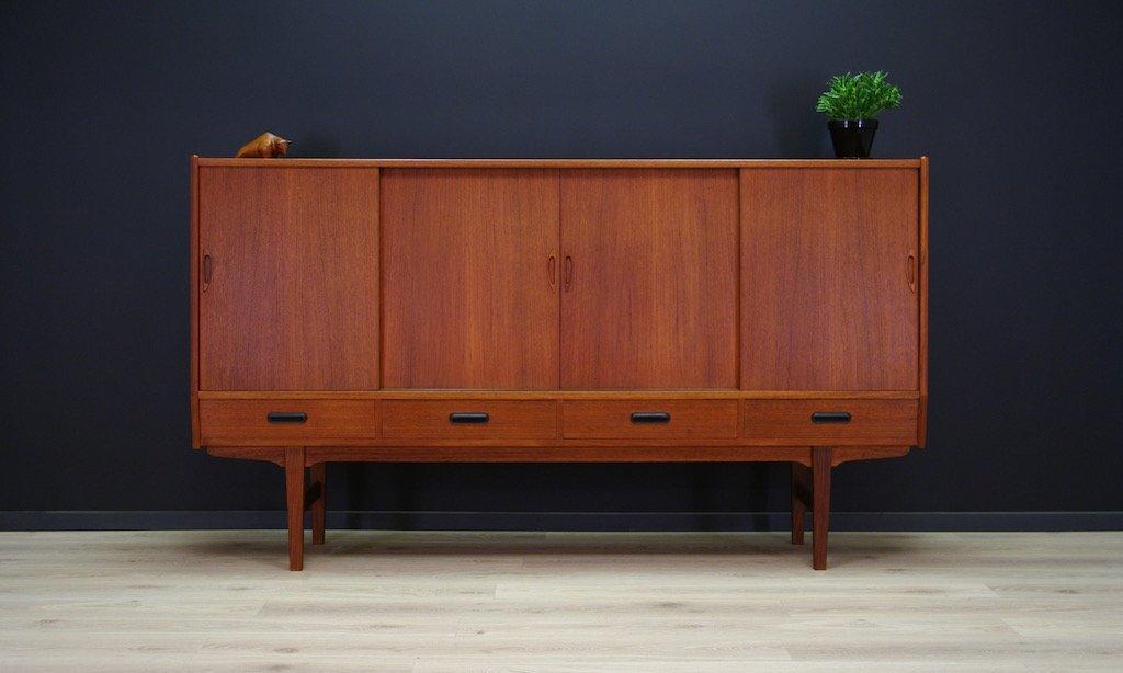 vintage highboard bei pamono kaufen. Black Bedroom Furniture Sets. Home Design Ideas