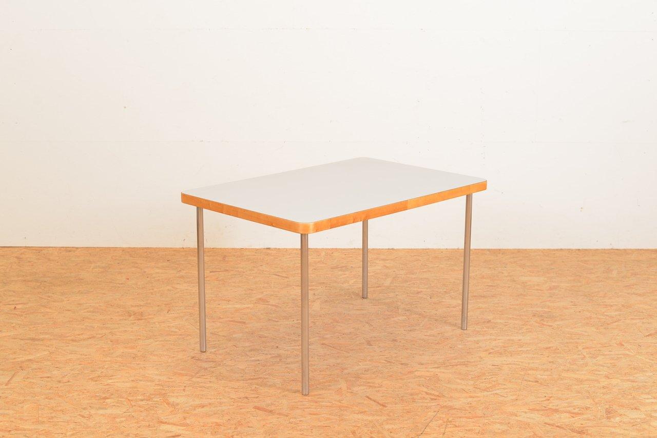 vintage tisch von marcel breuer f r wohnbedarf bei pamono. Black Bedroom Furniture Sets. Home Design Ideas