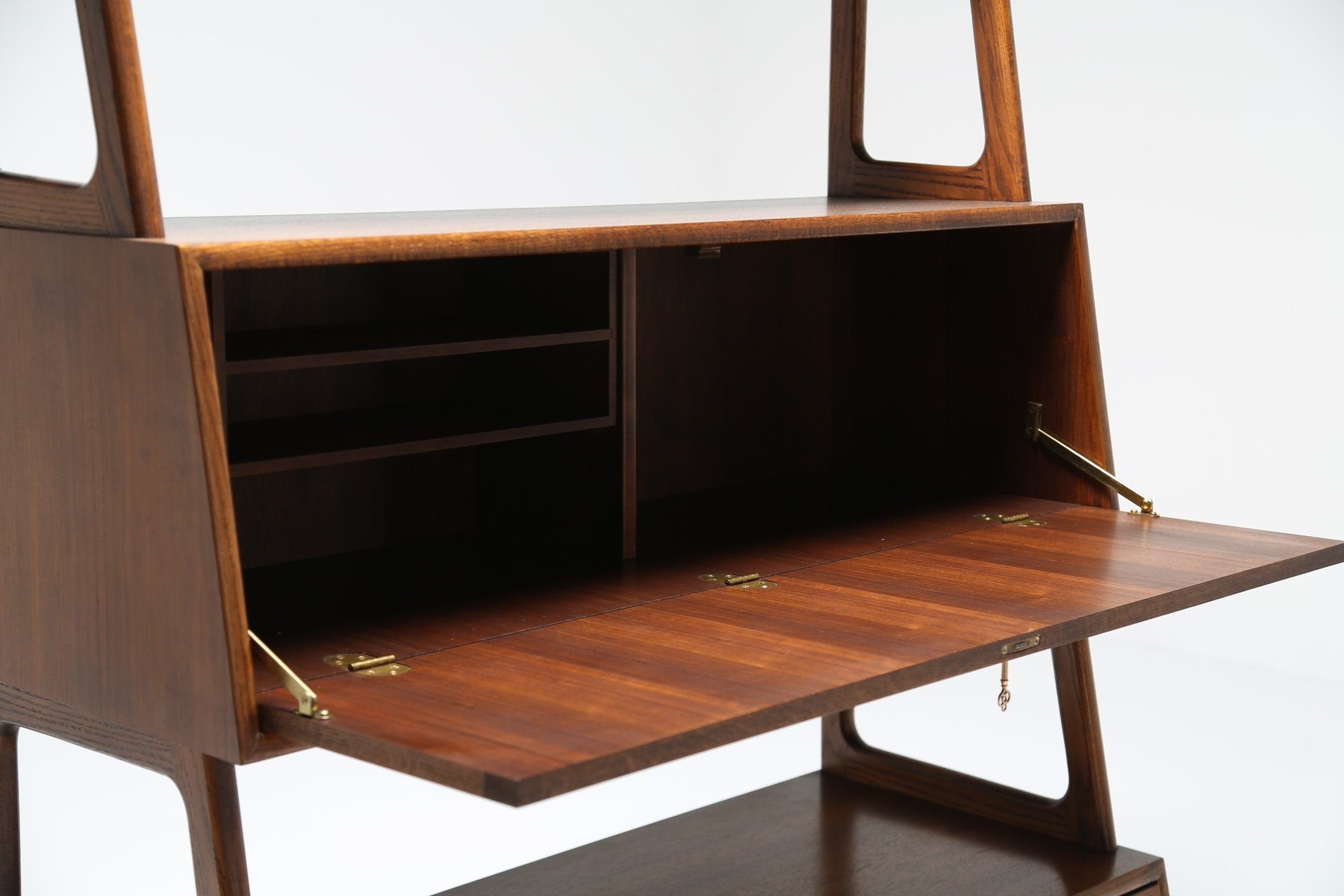 blend writing wayfair bookcase hooker with bookcases house pdx desk furniture table