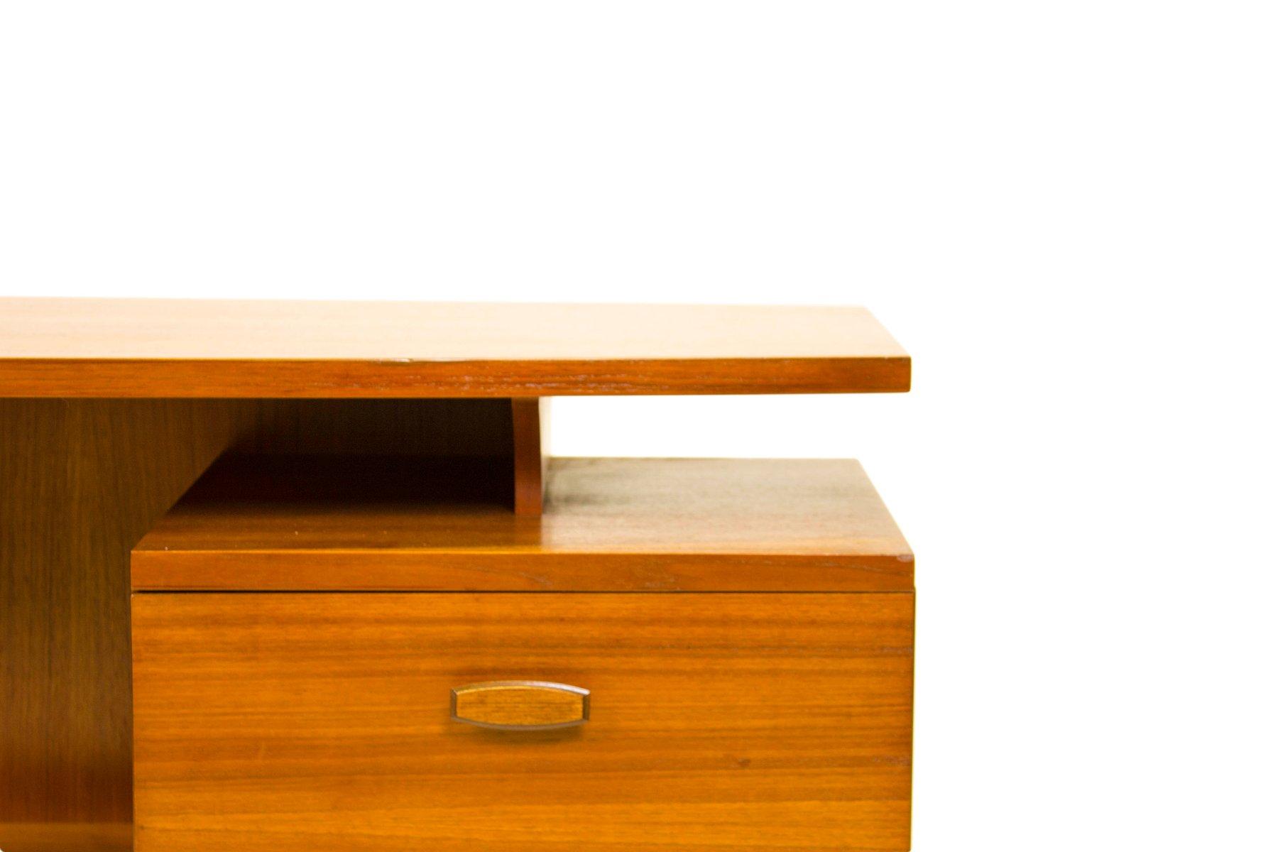 mid century schreibtisch oder frisiertisch von r bennett f r g plan bei pamono kaufen. Black Bedroom Furniture Sets. Home Design Ideas