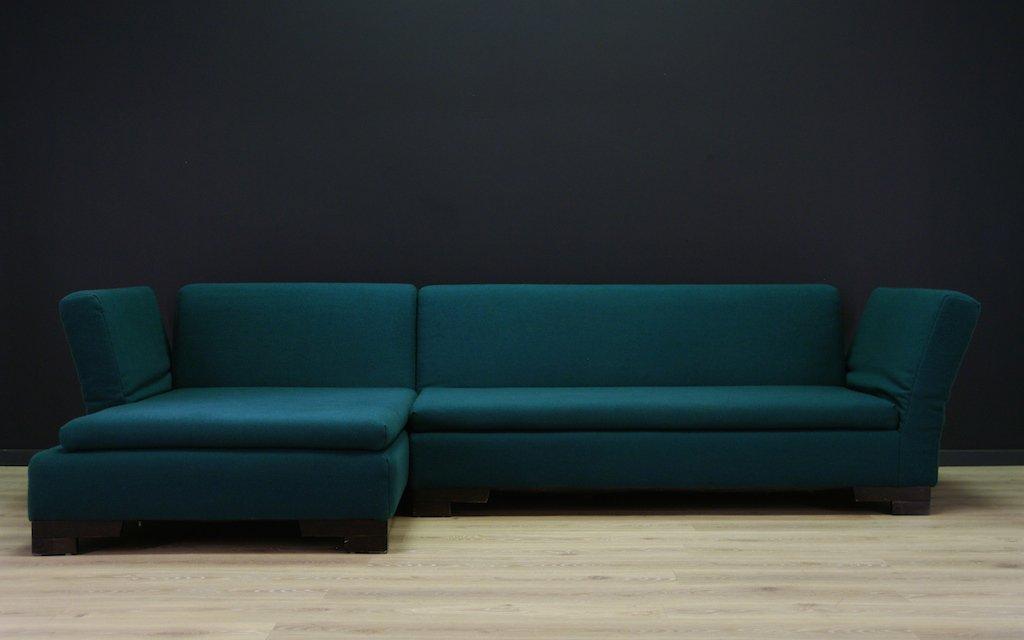 vintage ecksofa von bullfrog bei pamono kaufen. Black Bedroom Furniture Sets. Home Design Ideas