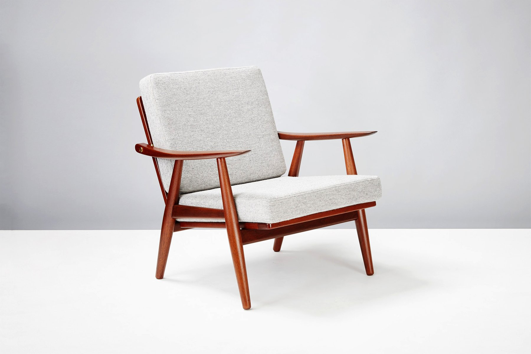 GE 270 Chairs by Hans Wegner for Getama, 1956 for sale at Pamono