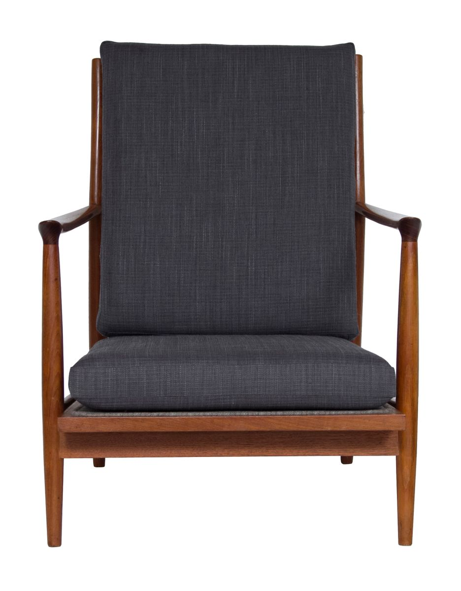Mid century teak armchairs set of 2 for sale at pamono for 2 armchairs for sale