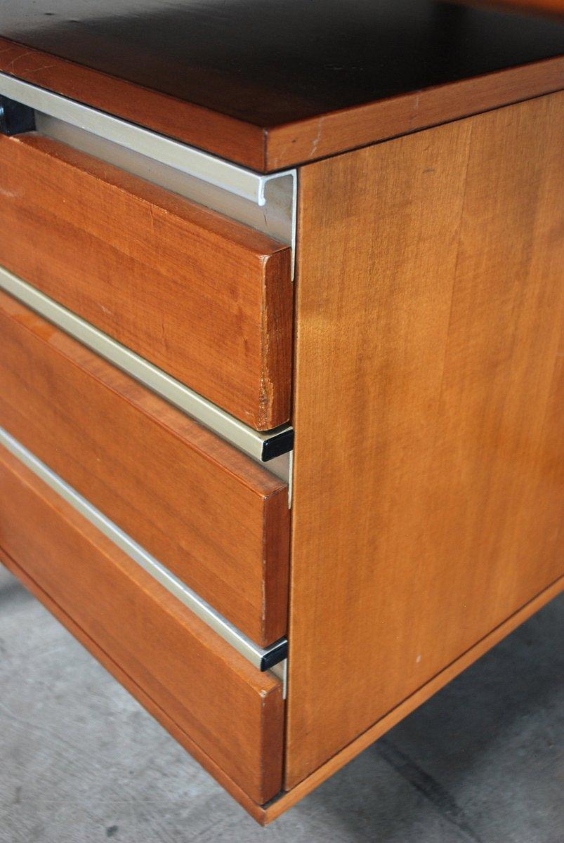 mid century schreibtisch von ico parisi f r mim bei pamono kaufen. Black Bedroom Furniture Sets. Home Design Ideas
