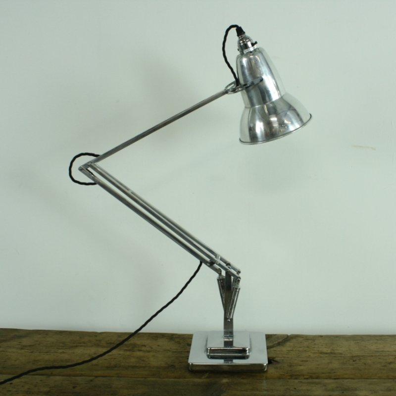 Vintage Anglepoise Lamp By George Carwardine For Herbert Terry U0026 Sons