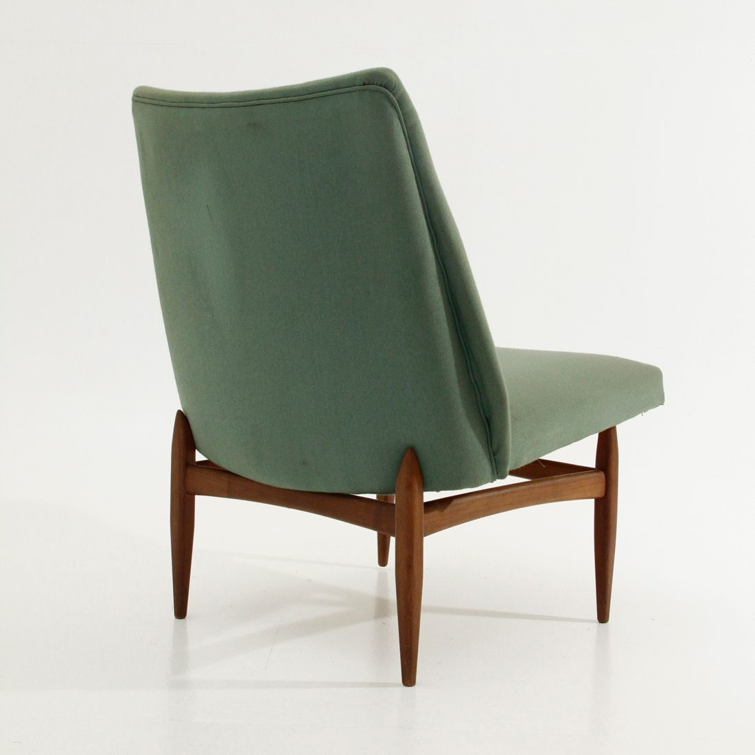 Mizar Armchair By Giovanni Benzo 1960s For Sale At Pamono