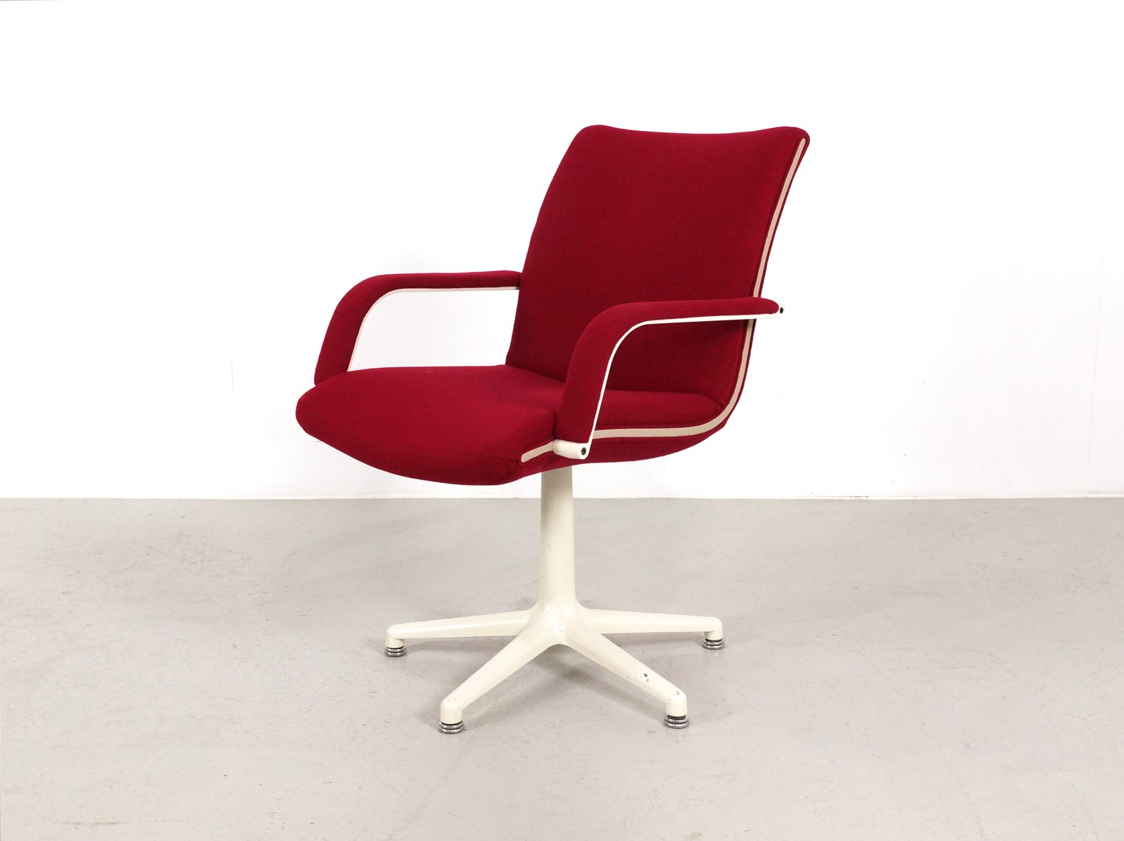 vintage office chair for sale. Vintage Office Or Desk Chair By Geoffrey Harcourt For Artifort Sale N