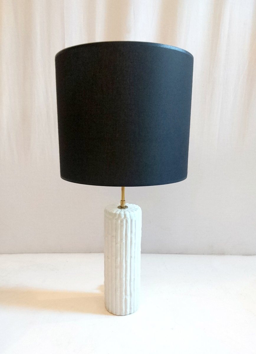 Vintage italian faux bamboo table lamp in porcelain for sale at pamono vintage italian faux bamboo table lamp in porcelain aloadofball Choice Image