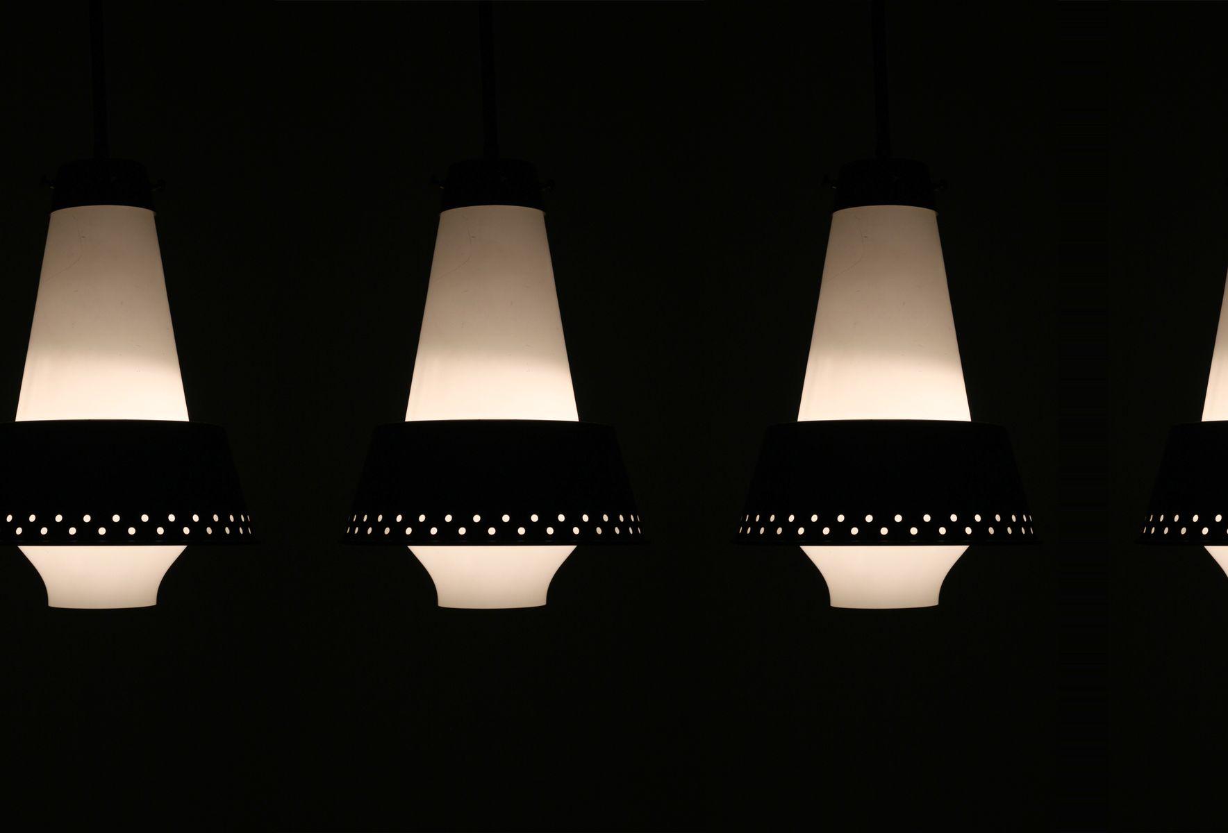 grande lampe 224 suspension par jonas hidle pour h248vik verk