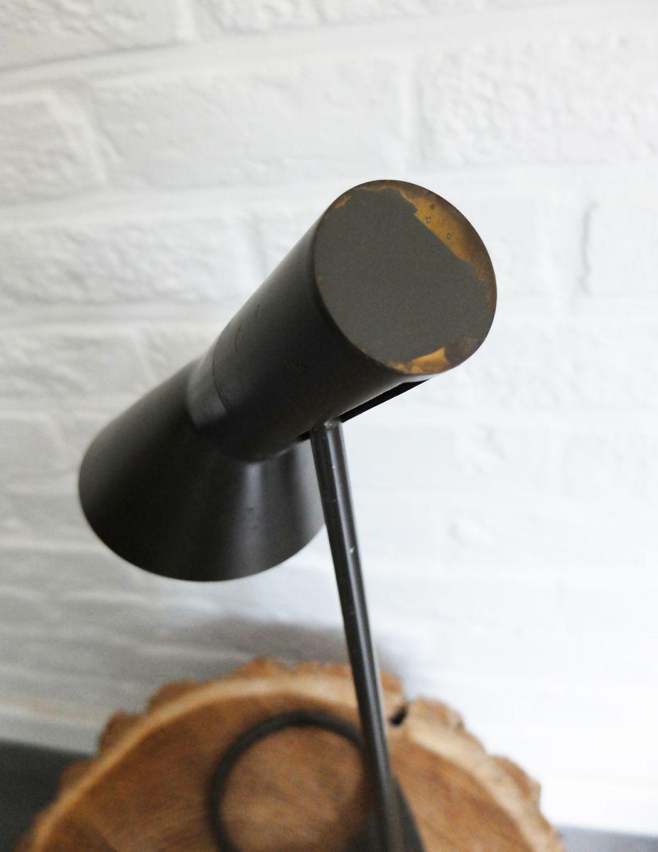 Lampada da tavolo AJ vintage di Arne Jacobsen per Louis Poulsen, anni '60 in vendita su Pamono