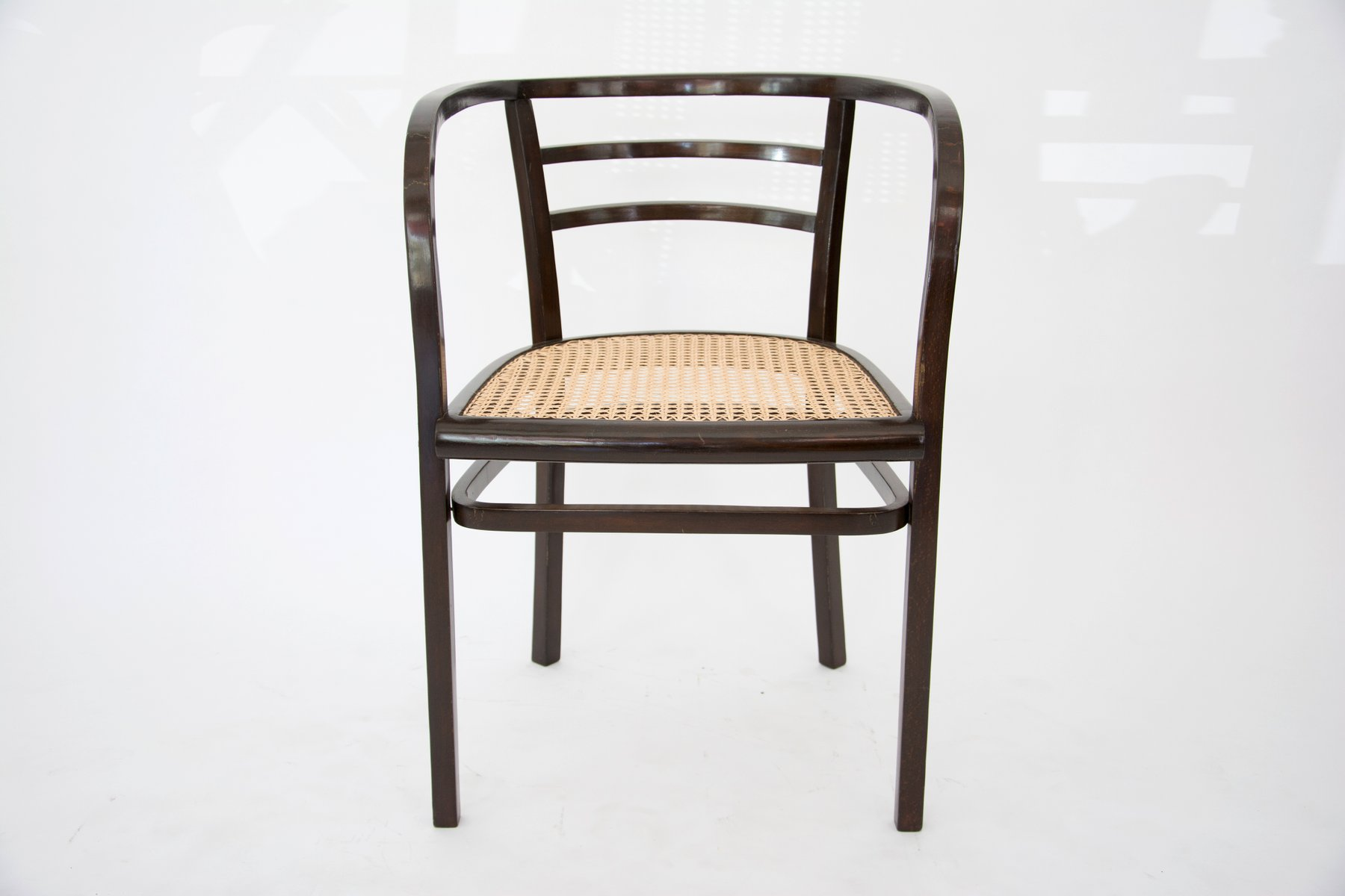 Armchair By Otto Wagner For Thonet 1905 For Sale At Pamono