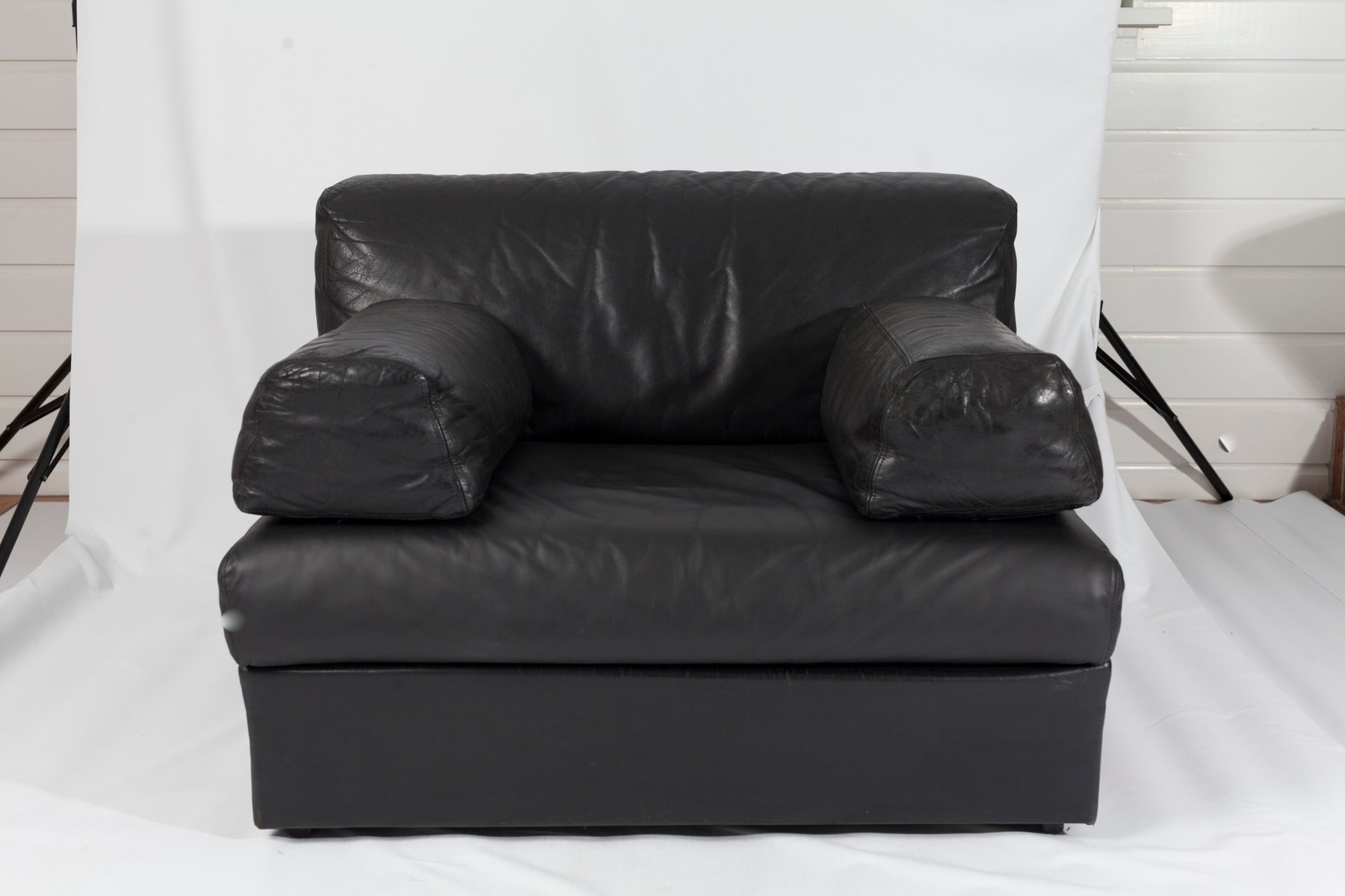 laf leather reversible with products sofa sacramento cali chaise urban sectional black eco