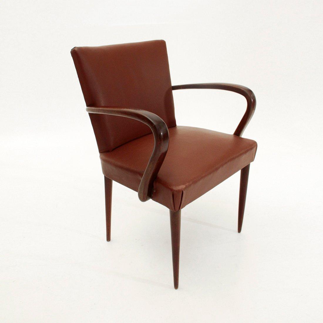 Italian Art Deco Armchair 1930s For Sale At Pamono