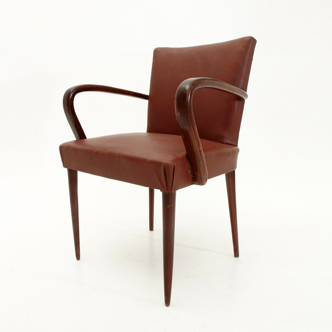 Italian Art Deco Armchair 1930s For Sale At Pamono