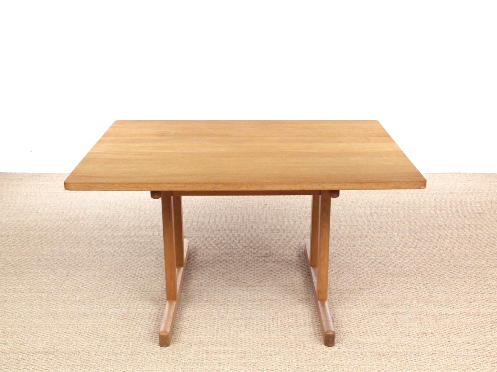 Scandinavian Shaker 6287 Dining Table by B¸rge Mogensen for