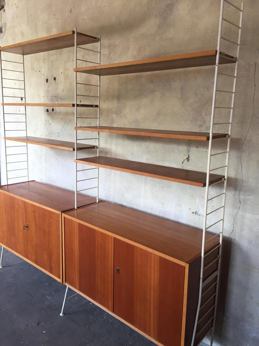 modulares sybille regalsystem 1960er bei pamono kaufen. Black Bedroom Furniture Sets. Home Design Ideas