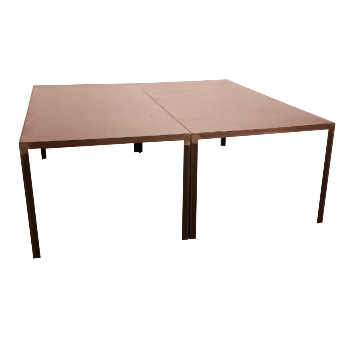 gro er handgemachter vintage tisch bei pamono kaufen. Black Bedroom Furniture Sets. Home Design Ideas