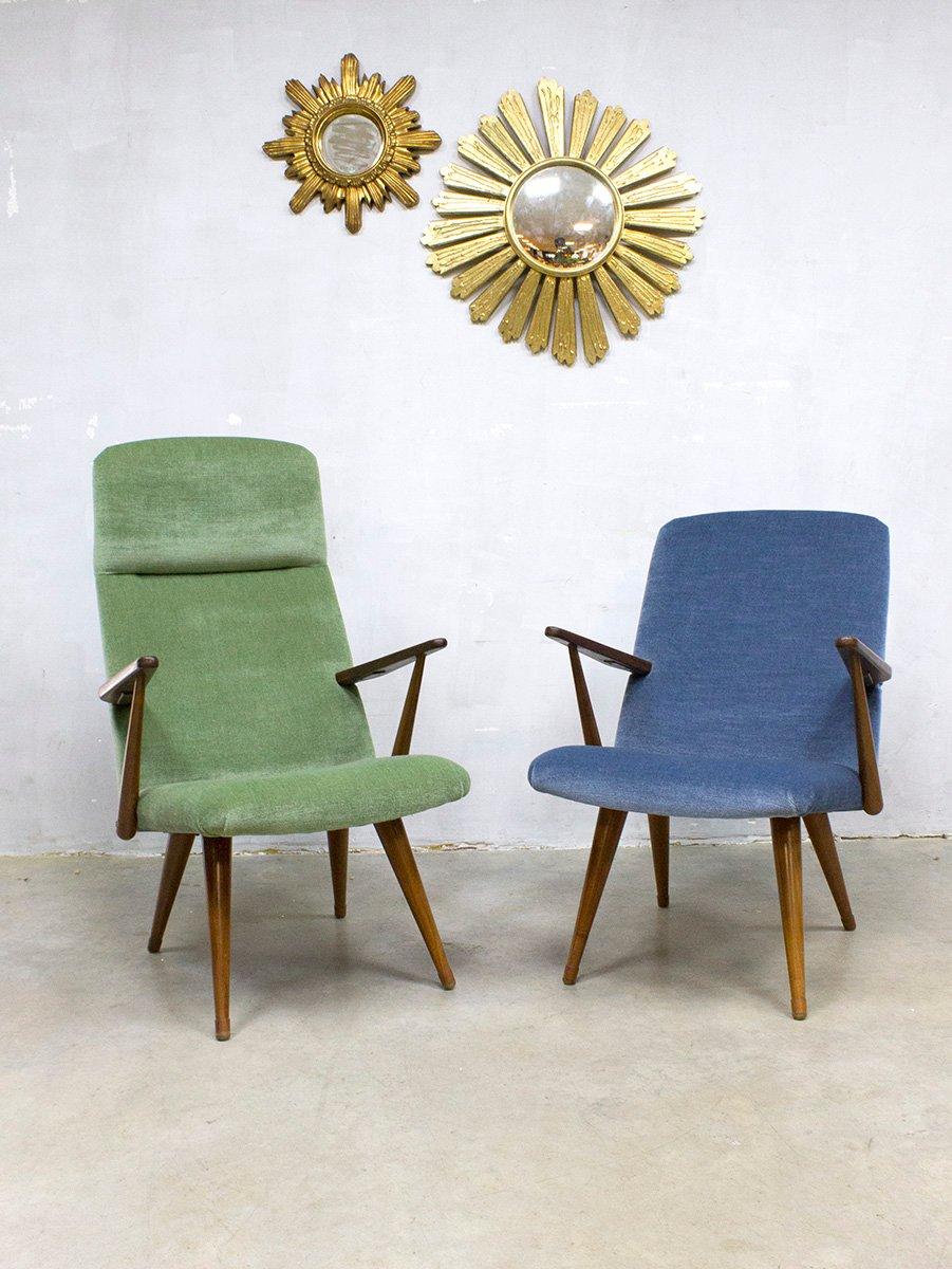 vintage samt sessel von akerblom 2er set bei pamono kaufen. Black Bedroom Furniture Sets. Home Design Ideas