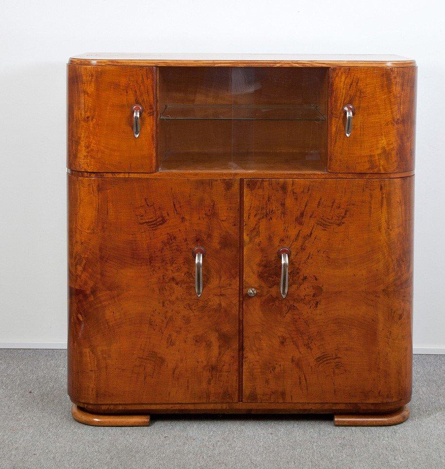 vintage art deco sekret r bei pamono kaufen. Black Bedroom Furniture Sets. Home Design Ideas