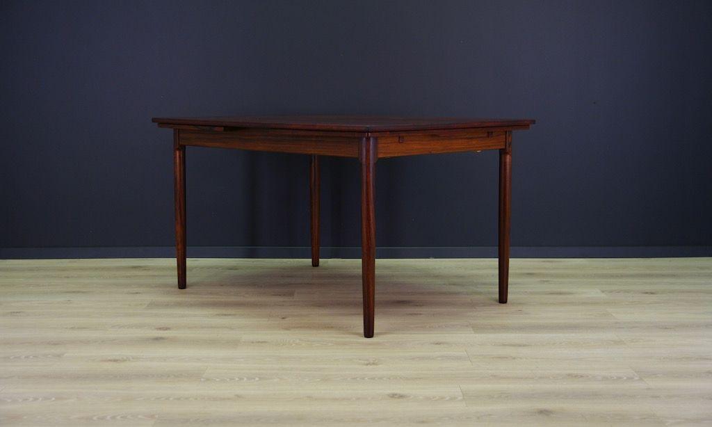 Vintage palisander tisch von randers m belfabrik bei for Palisander tisch