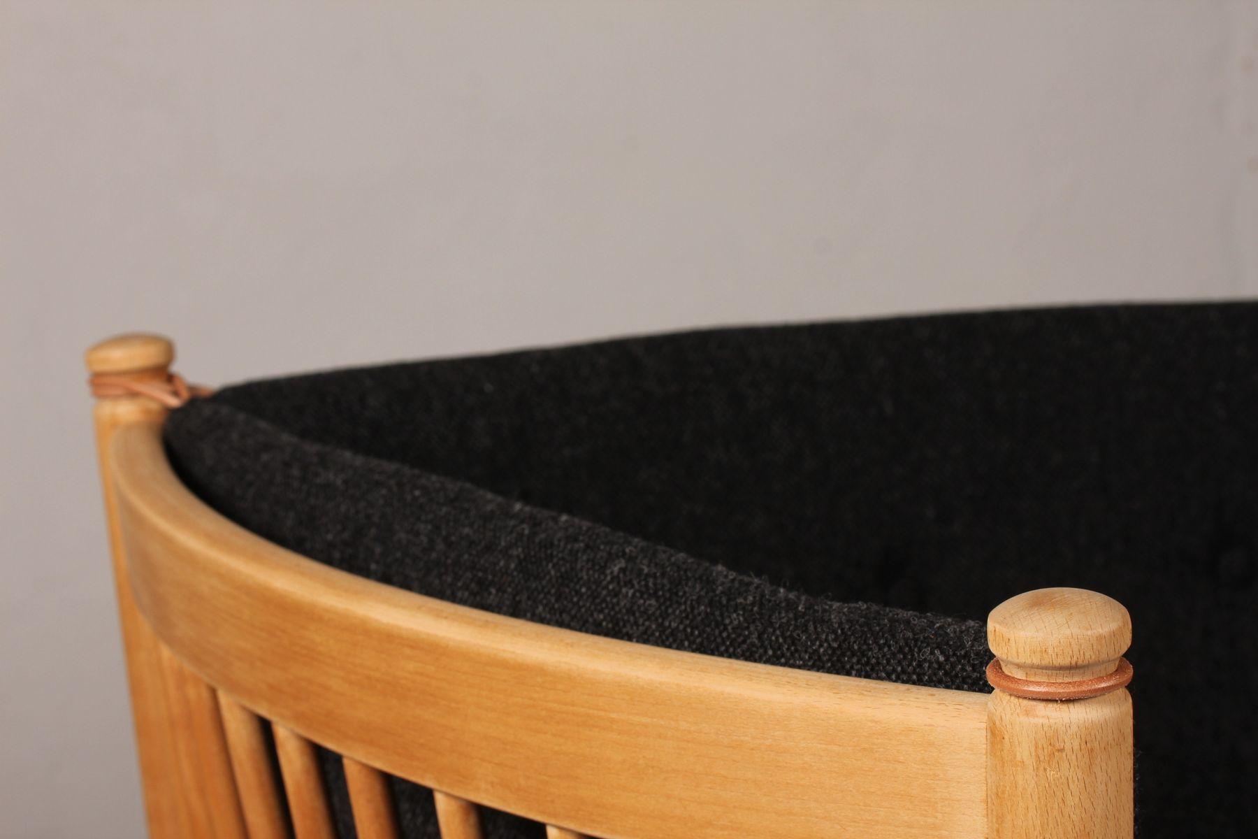 Model 1789 Spoke Back Sofa By B 248 Rge Mogensen For Fritz