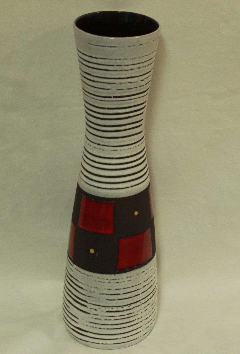 gro e deutsche vintage vase bei pamono kaufen. Black Bedroom Furniture Sets. Home Design Ideas