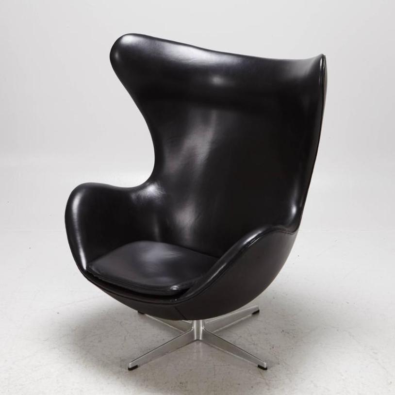Fantastisch Egg Chair Von Arne Jacobsen Fr Fritz Hansen Bei Pamono Kaufen With Egg  Chair Kaufen